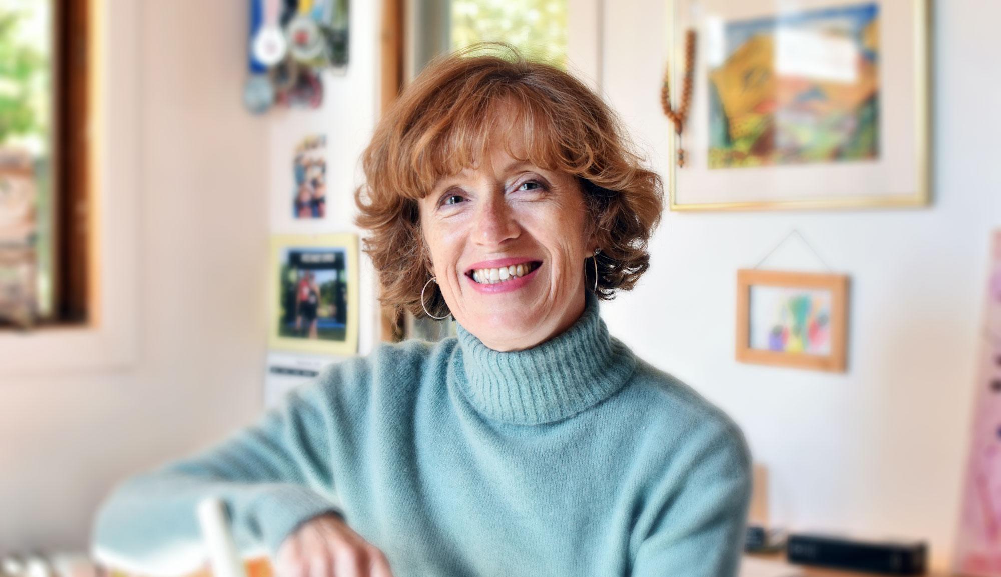 Andrea Bonsey Portrait